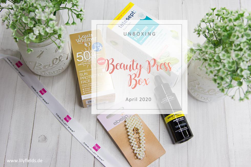 beautypress News - Box - April 2020