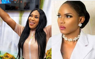 You're witch and the no one 'agbaya' in Nollywood Iyabo Ojo Exposes Faithia Balogun