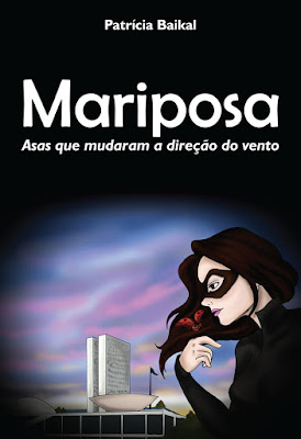 Resultado de imagem para MARIPOSA, DE PATRÍCIA BAIKAL
