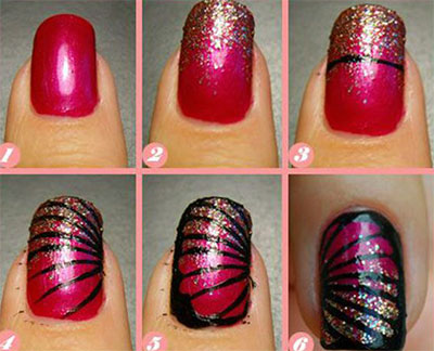 Best nail art blog step by step easy nail art designs for nail gorgeous nail art design prinsesfo Image collections