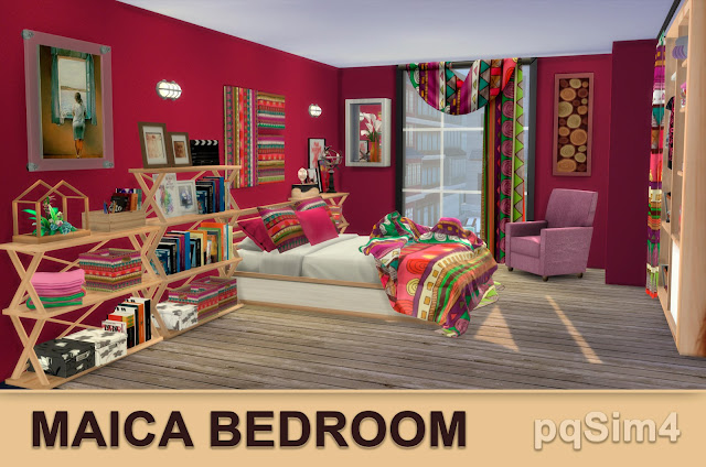 Detalle dormitorio Maica 1