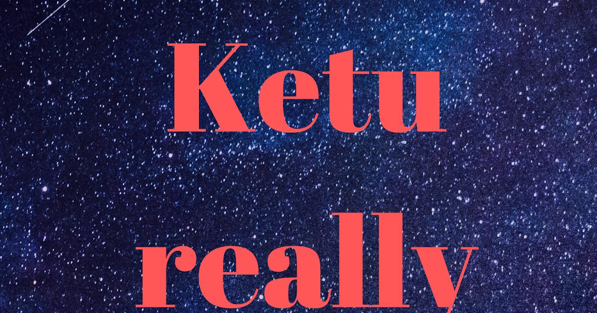 Where is Ketu really exalted?