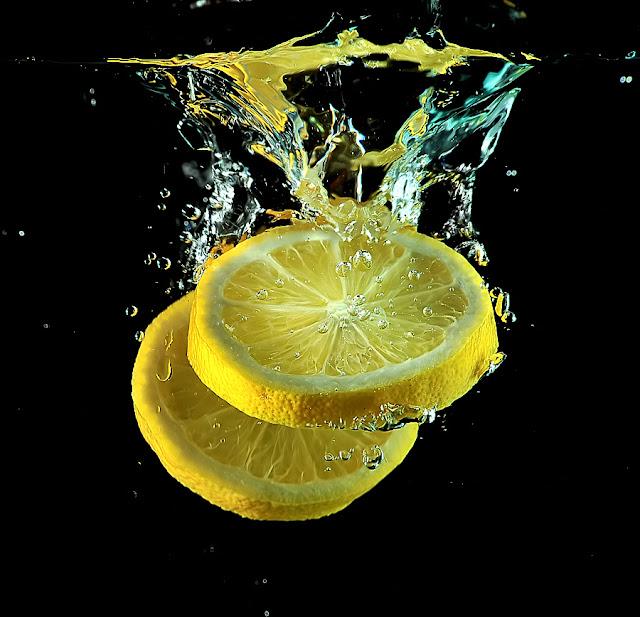 φυσικό λεμόνι