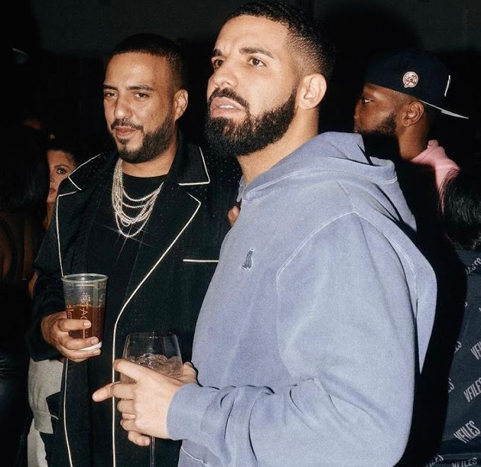 French Montana & Drake Enjoying The Vacation Together In The Middle Of Pademic !