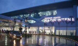 Bandara Radin Inten II di Lampung - Foto: Ist/Kupastuntas.co