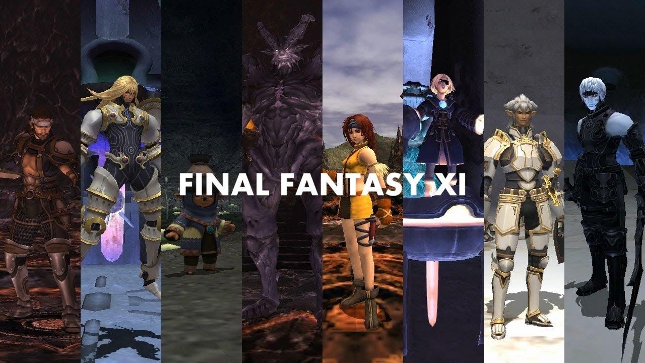 Final-fantasy-XI-movil-cancelado