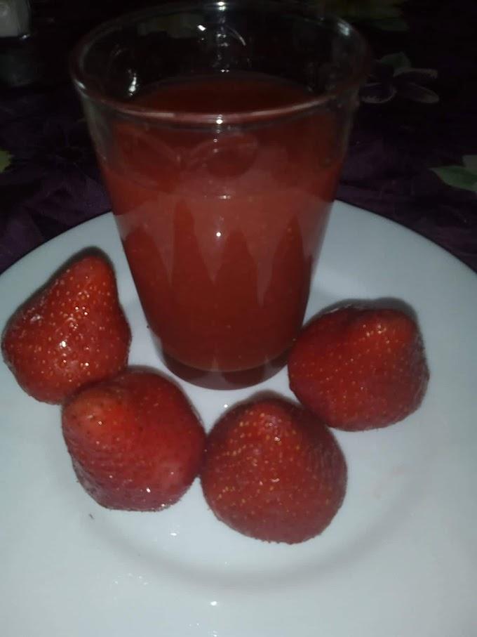 Sok od jagoda