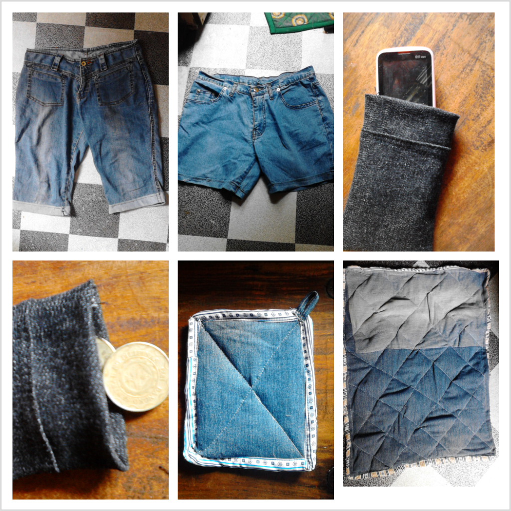 "<img src=""denim recycling.gif"" alt=""six ways to recycle old denims "" />"