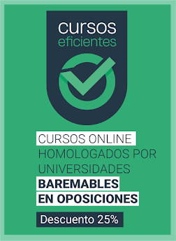Acuerdo STAJ - CURSOS EFICIENTES (25% descuento)