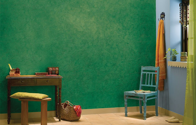 Katalog warna untuk menentukan cat rumah