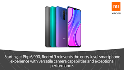 Redmi Note 9 specification