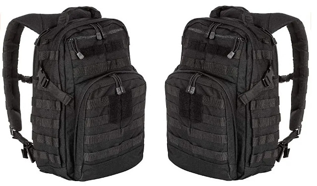 5- 5-11Tactical RUSH12 Military Backpack Rucksack