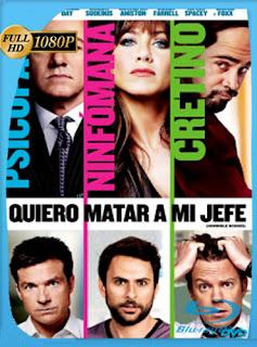Quiero Matar A Mi Jefe (2011) HD [1080p] Latino [GoogleDrive] DizonHD