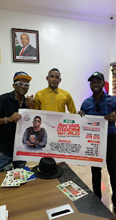 GX GOSSIP: 10 DAYS TO GO: EC GLOBAL THROWS WEIGHT BEHIND IKPA UDO'S AKWA IBOM TO THE WORLD CONCERT
