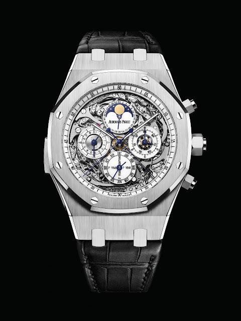 Swiss Haute Horlogerie manufacturer Audemars Piguet