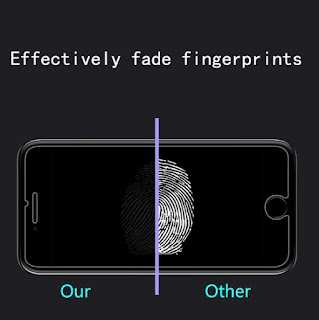 anti-fingerprint pentru Iphone pe Aliexpress