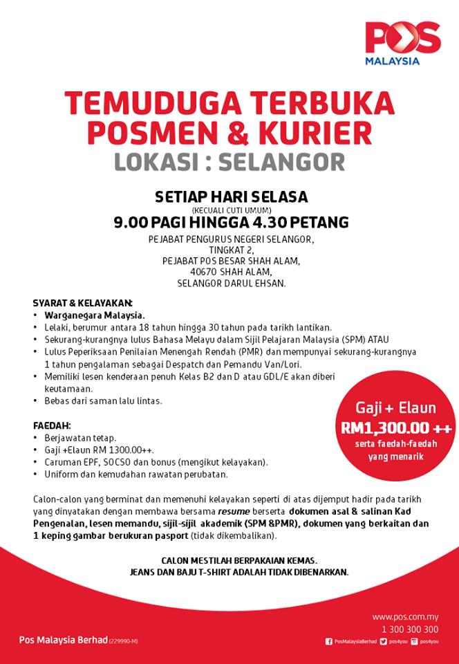 POS Selangor