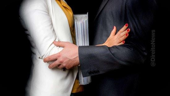 terco advogadas sofrido assedio sexual escritorios