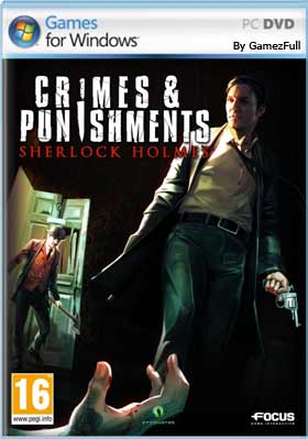 Descargar Sherlock Holmes Crimes and Punishments pc full mega y google drive