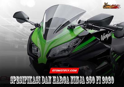 Review Ninja 250 FI 2020
