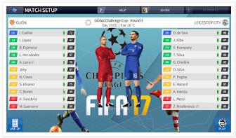 Download DLS Mod FIFA 17 Apk OBB Terbaru, Keren Bro!!