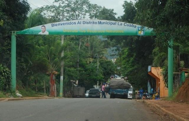 El distrito municipal de La Cuaba,en Pedro Brand, reclama atención del Gobierno