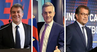 How 3 Barca presidential candidates reacted to Supercopa loss to Bilbao