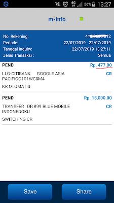 Cara Mudah Verifikasi BANK BCA Untuk Pembayaran Google Adsense