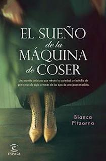 «El sueño de la máquina de coser» de Bianca Pitzorno