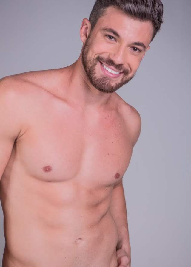 Mister São Paulo CNB 2018 • Danthy Meirelles, 23 anos • Foto: Divulgação/LV Assessoria