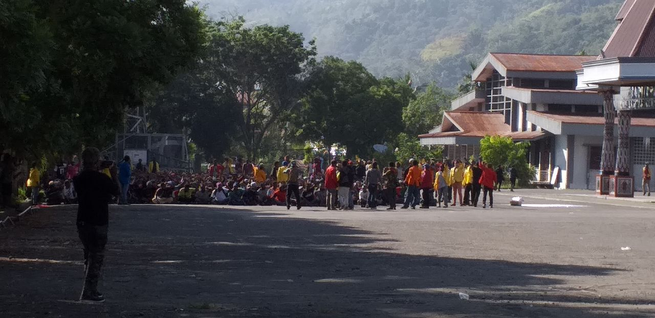 Kembali Bergejolak, Begini Kondisi Wamena Papua Hari Ini yang Tak Diberitakan Media