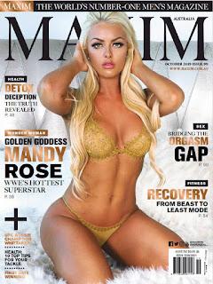 Maxim Australia – Octubre 2019 PDF digital