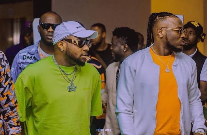 """I dey cash out every year since I met Davido"" — Peruzzi brags"
