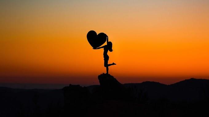 Papel de Parede com Coração