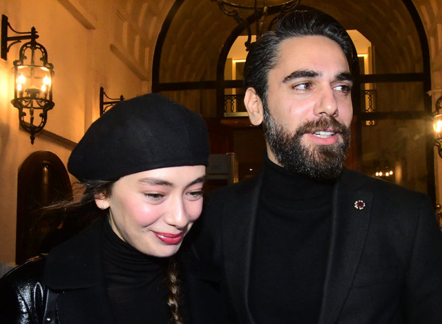 The question about 'Burak Özçivit' that annoyed Neslihan Atagül