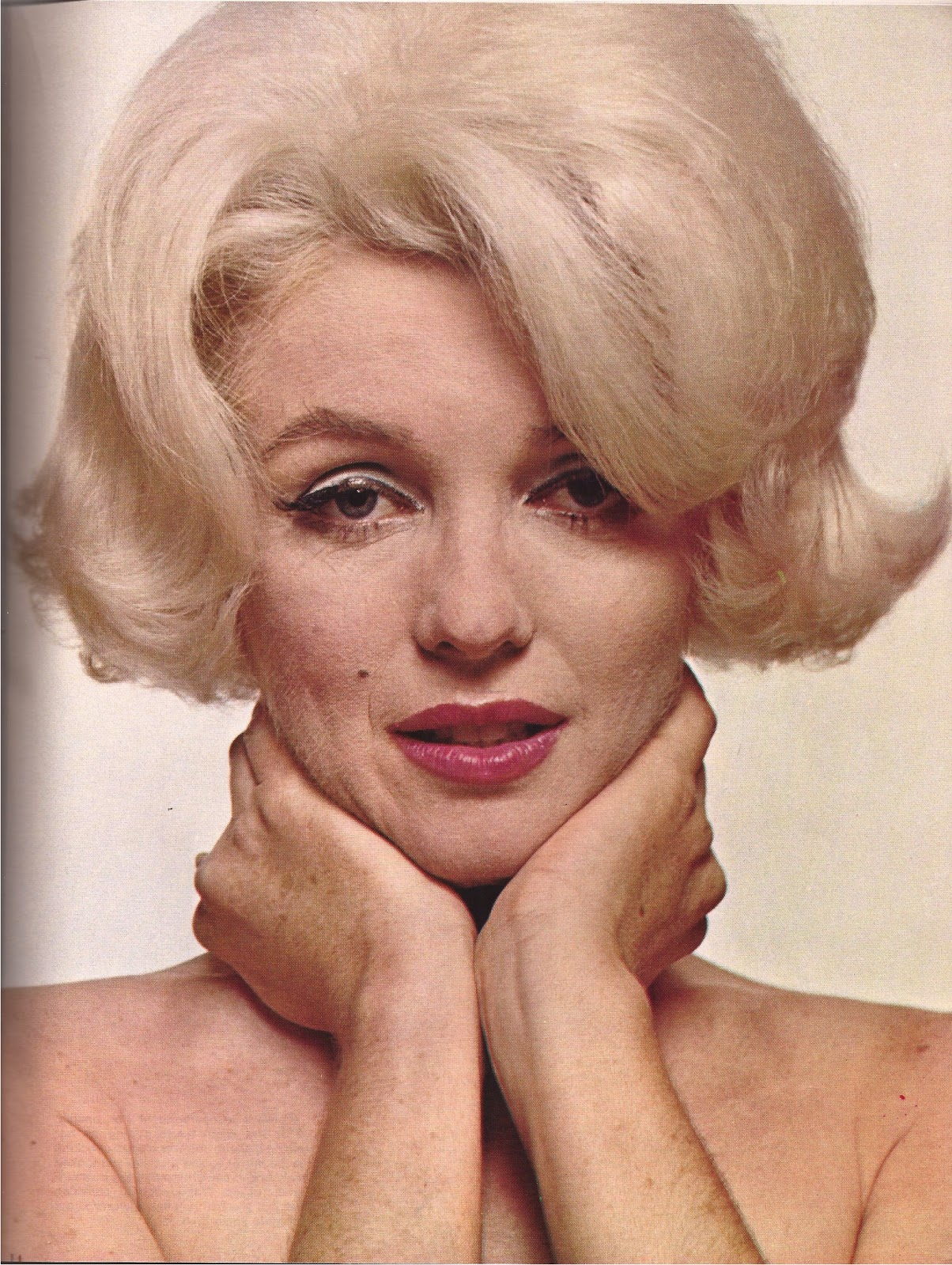 Show Me Nude Pictures Of Marilyn Monroe