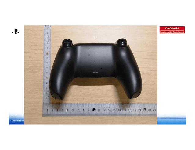 تسريب صور جديدة تكشف لأول مرة النسخة الحقيقية من ذراع التحكم DualSense باللون الأسود لجهاز PS5