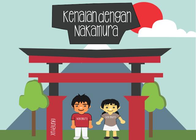 Sehat Alami dengan Nakamura