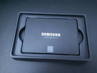 "SSD Samsung 860 EVO 250GB 2.5"" New Sisa Stok"