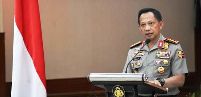 Jika Tito Diangkat Menteri, Begini Skenario Rotasi Di Polri