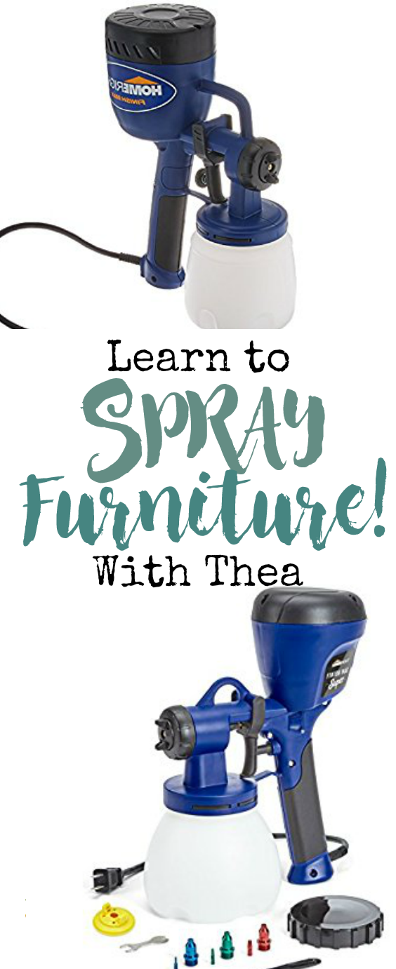 spray furniture