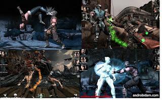 Game Android Terbaik Mortal Combat X