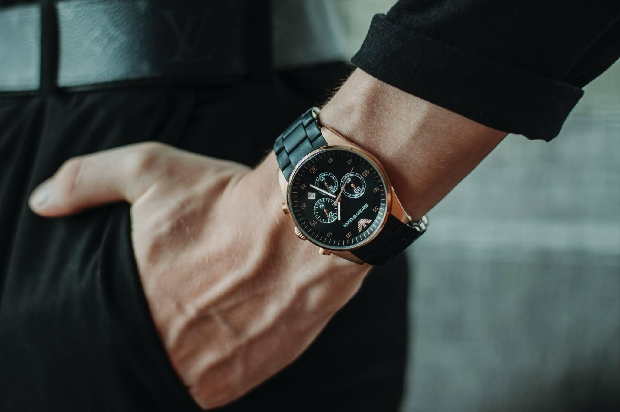 3 zegarki męski idealne na prezent