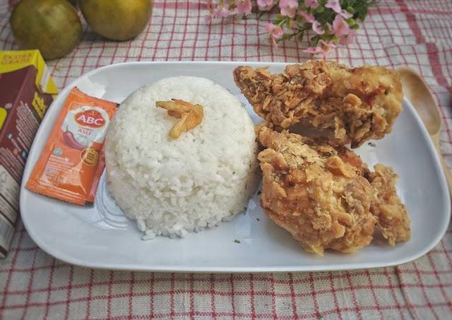 Resep Ayam Goreng Tepung ala resto resepodia