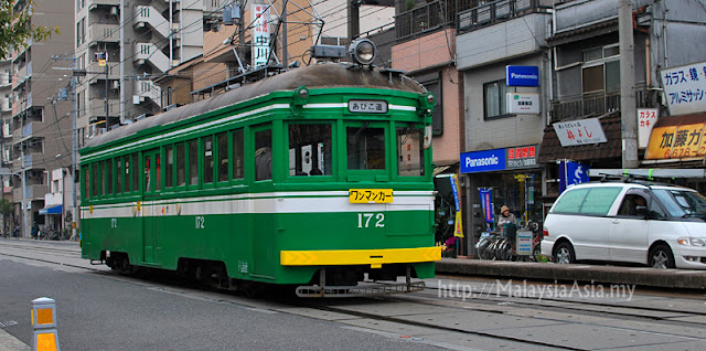 Osaka Hankai Tram