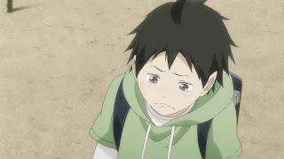 ハイキュー!! アニメ 2期8話   山口忠 幼少期   HAIKYU!! Yamaguchi Tadashi childhood