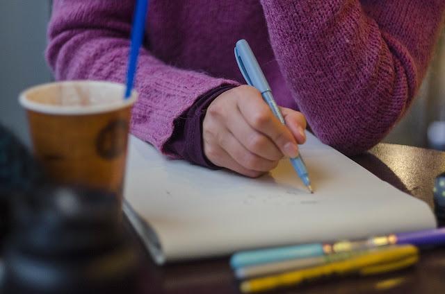 Elaborando o primeiro manuscrito