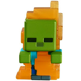 Minecraft Chest Series 2 Zombie Mini Figure