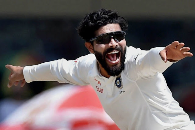 Ravindra Jadeja Highprofile Photo Gallery
