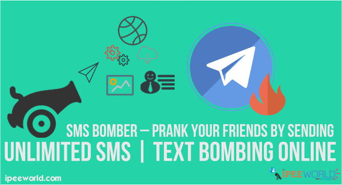 SMS Bomber - Prank your Friends by Sending Unlimited SMS Online